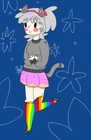 Human Nyan Cat by PonyPocky317