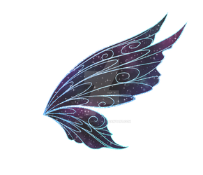 Comix: Nina Starix Final Form Wings by Shadow-Ghost26
