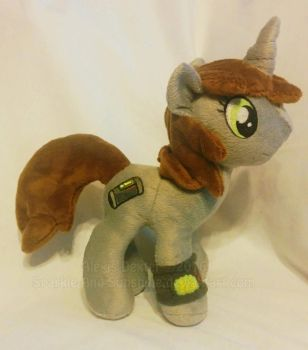 Custom MLP Plush - LittlePip by Sparkle-And-Sunshine