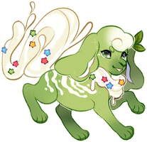 Matcha [ lilliepads ] by himedear