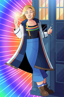 Doctor Who Series 11 -  The 13th Doctor by OwenOak95