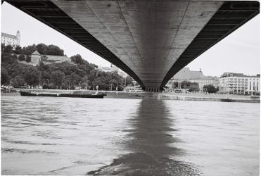 The Bridge  Yashica Minister D by vikpel