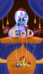 ATG#14  Behind the scenes with Equestria daily by Supermeatbrony