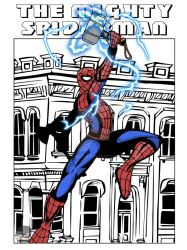 The Mighty Spider-man