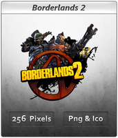 Borderlands 2 - Icon by Crussong