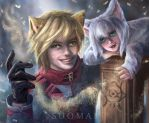Keep on smiling by SUOMAR