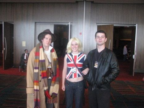 Doctor Who Cosplay - Doctor 4 by thegame2158