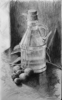 Study: Still Life by DM7