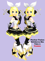 Re: Nuclear Fusion MD Rin Take 2 by Kaida19th