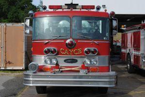 Cayce Fire Department Engine 8 by CliftonFomby
