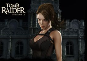 Croft Manor Aggressive - Wall by RinoTheBouncer