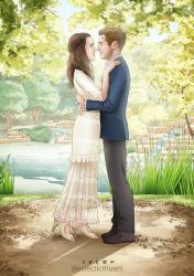 Fitzsimmons - Wedding by eclecticmuses