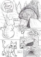 TWF Page Sketch 22 by x-EBee-x