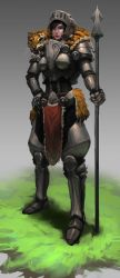 Some Knight by kiiiat