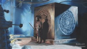Pandorica Roman Guard by Jellyneau