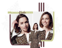 Png Pack 1050 // Emilia Clarke by confidentpngs