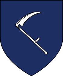 Boremund Harlaw personal arms by Scafloc29
