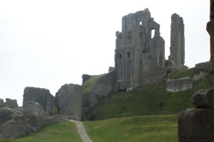 Corfe Castle Stock 14 by SSDesigns