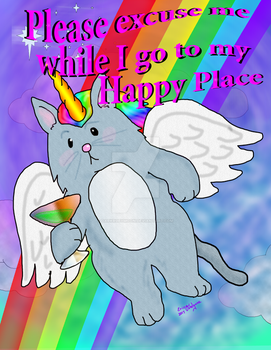 Please excuse me while I go to my happy place. by DarkRubyMoon