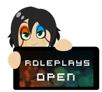 PC - Riley Roleplays Open Stamp by InkCartoon