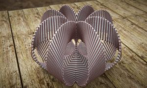 A Mobius Lattice by LuxXeon