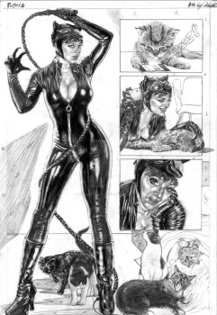 Page 4 Catwoman by TheArtistAladdin