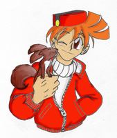 Spirou and Spip - Color by 0-Amber-0