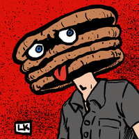 Flapjack Friday by LarryKingUndead