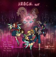 JROCK int - Meet WITCH 2Gen by YummingDoe4