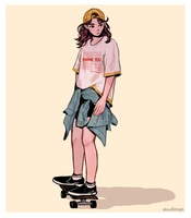 Sk8 by DoodleBozo