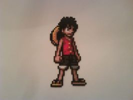 Monkey D. Luffy by Crausse