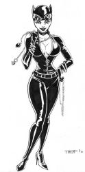 Catwoman 3 by Theamat