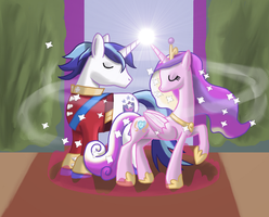 The Strength of Love by Farore769