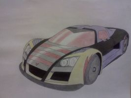 Stormshock As A Gumpert Apollo Speed By Team Fury by Gatekat