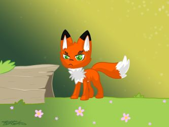 Fox by imagine-all-the-art