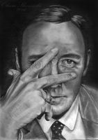 Kevin Spacey by Shilliene