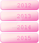 Gallery icons 2012-2015 by houtani
