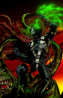 Spawn Tribute by kylemesa