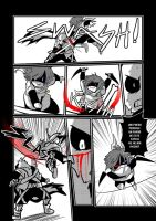 X-TALE (Pag 52) by JakeiArtwork