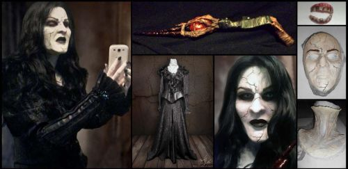 Muriel (Hansel and Gretel Witch Hunters) Cosplay by GabbyLeithsceal