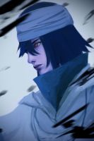 Sasuke by cennie