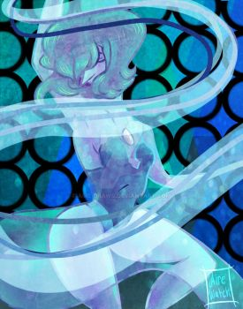 .:Blue Pearl:. by Aire-Draws