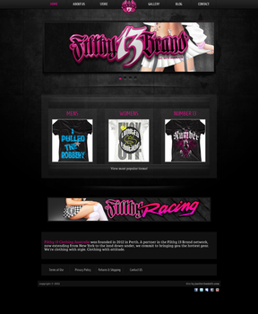 Filthy 13 Clothing Australia by TheAL