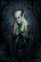 The Time Of Spells by Candra