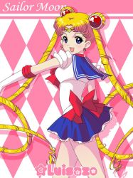 Waiting for New Sailor Moon by Luisazo