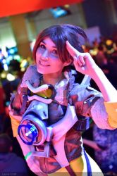 Tracer by LauraCraftCosplay
