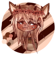 Earthy deer [adopt][closed] by Inky-chi