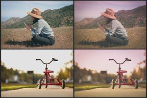 Free Retro Color Lightroom Preset 011 by nuugraphics