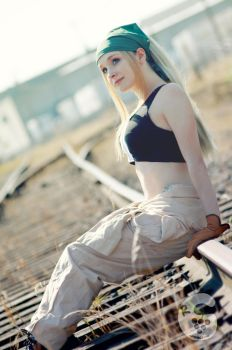 Winry Rockbell -20,000 Views: THANK YOU- by RikkuGrape