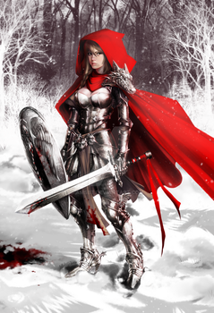 Red Riding Hood by AMSBT